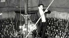 Charlie Chaplin in – The Lion's Cage   Charlie chaplin