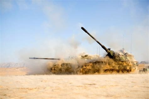 Rheinmetall selected for Hungarian MBT and howitzer work