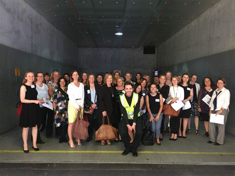 Inspiring Lunch and Site Visit for Women in Supply Chain