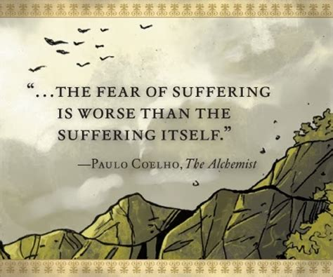 The Alchemist Quotes About Courage