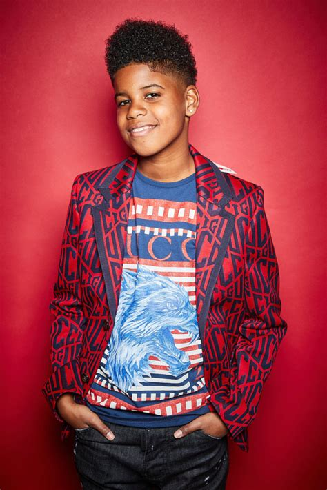 JD McCrary: Young Simba in 'The Lion King' Live-Action Remake