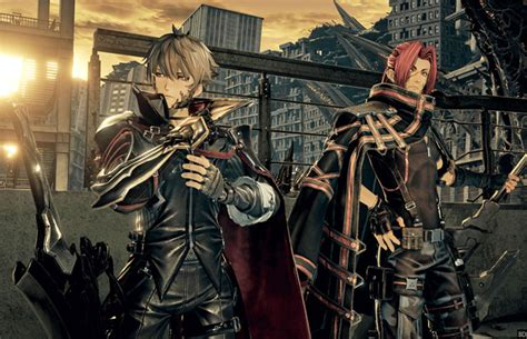 Sharpen Your Fangs with New 'Code Vein' Info - Bloody