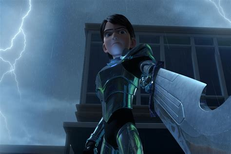 Guillermo del Toro's Trollhunters is a Netflix show for