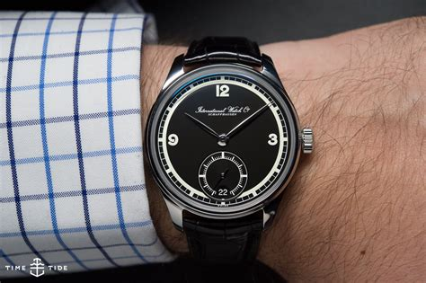 HANDS ON: The IWC Portugieser Hand-Wound Eight Days
