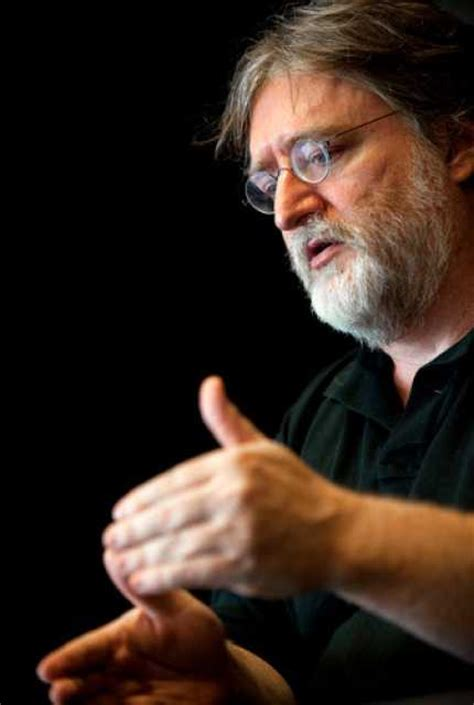 Gabe Newell (Person) - Giant Bomb