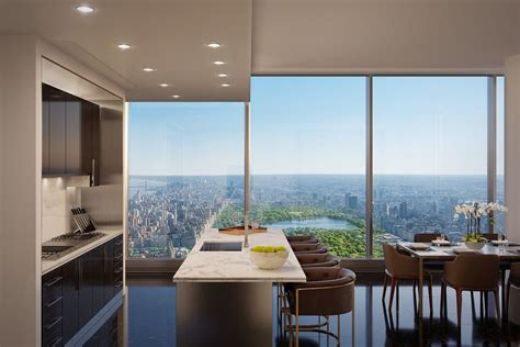 Sales at Central Park Tower are 'decent' says Extell