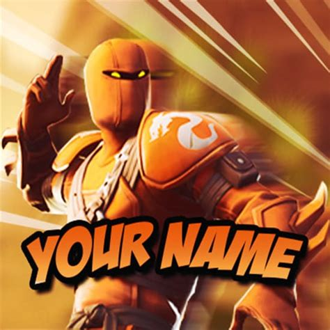 Make a fortnite youtube profile picture by Fortnitethumbs