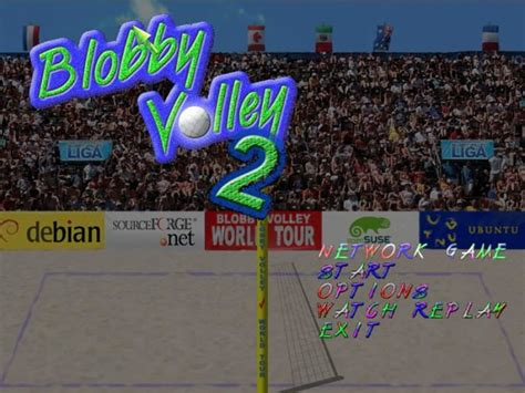 Blobby Volley - Download