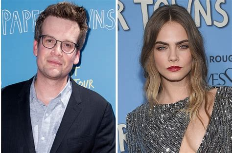 John Green Has Defended Cara Delevingne And Called Out