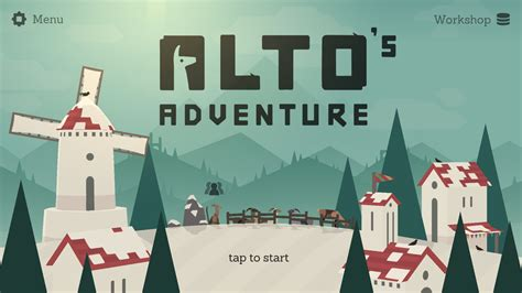 Review: Alto's Adventure, an endless snowboarding odyssey