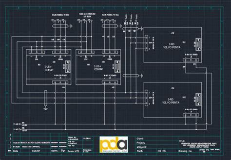 Do electrical house wiring in autocad,logo design, vector