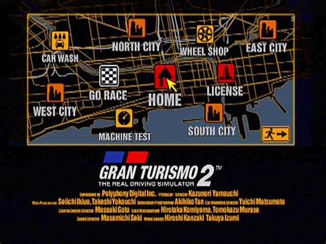 Gran Turismo 2 Screenshots for PlayStation - MobyGames