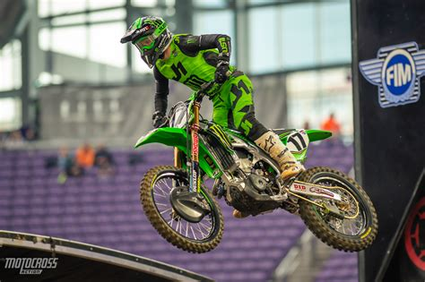 2019 MINNEAPOLIS SUPERCROSS | 450 OVERALL QUALIFYING