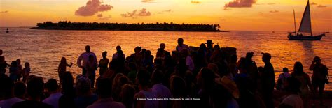 Discover Mallory Square in Key West Florida