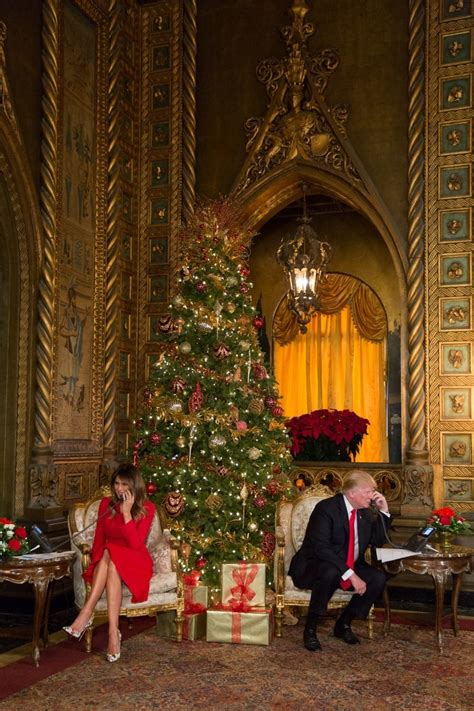 Christmas Eve Photo from President Donald J