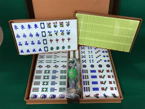 Mahjong Set (Brand New), Toys & Games, Others on Carousell