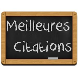 Meilleures Citations 📚 - Android Apps on Google Play