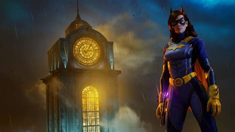 Warner Bros announces Gotham Knights, releases in 2021